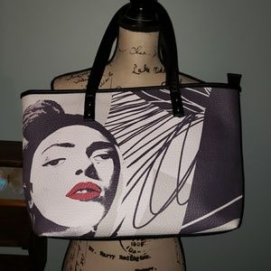 Kensie Bags - New Kensie Leather Tote